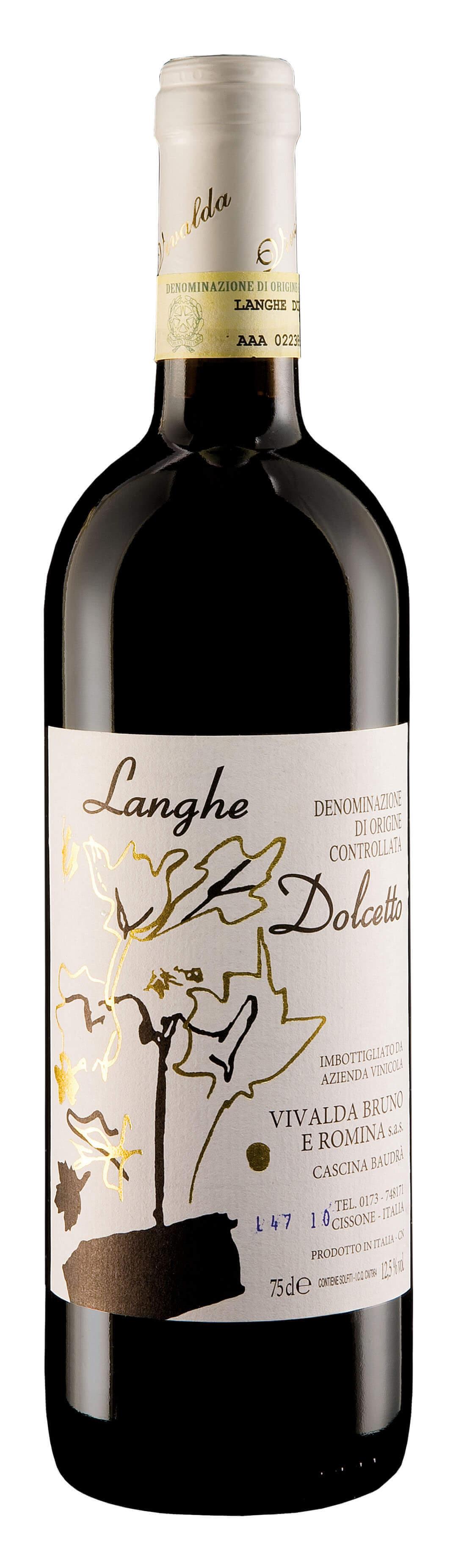 Vivalda Vini - Langhe Dolcetto